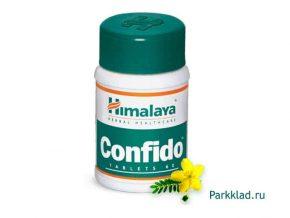 Конфидо (Confido) Himalaya 60 таблеток