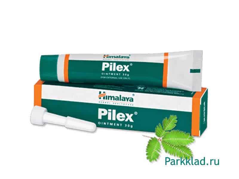 Крем Пайлекс (Pilex) Himalaya 30 гр