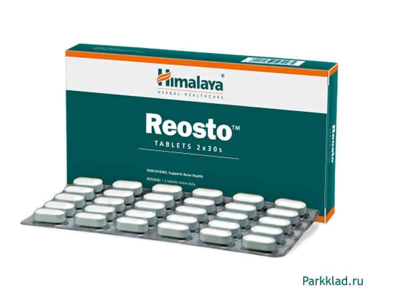 Реосто (Reosto) Himalaya 60 таблеток