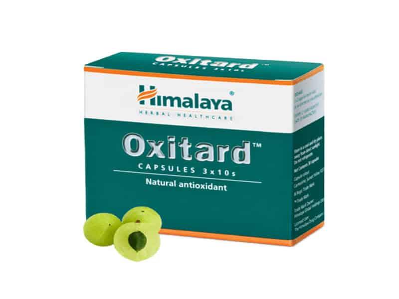 Окситард (Oxitard) Himalaya 30 таблеток
