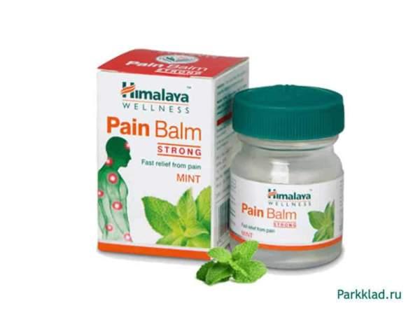 Обезболивающий бальзам (Pain Balm Strong) 10 гр.