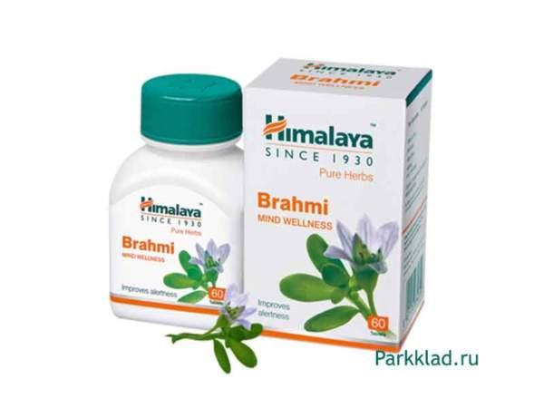 Брахми (Brahmi) Himalaya 60 таблеток