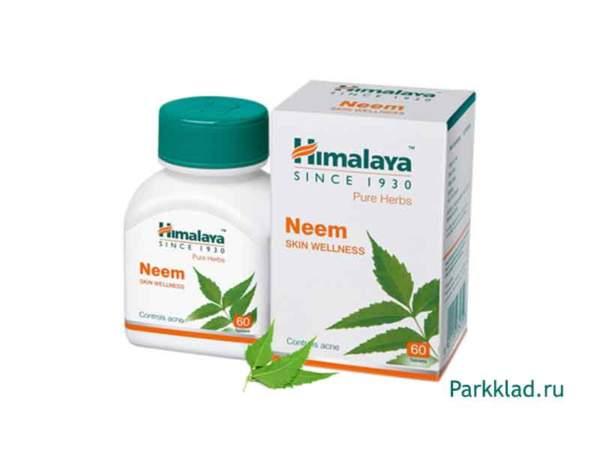 Ним (Neem) Himalaya 60 таблеток