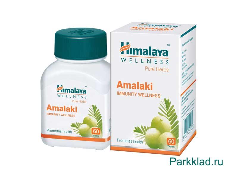 Амалаки (Amalaki) Himalaya 60 таблеток