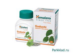 Гудучи (Guduchi) Himalaya 60 таблеток