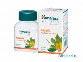Карела (Karela) Himalaya 60 таблеток