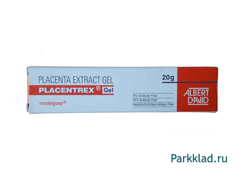 Плацента экстракт гель (Placenta Extract gel) 20 гр