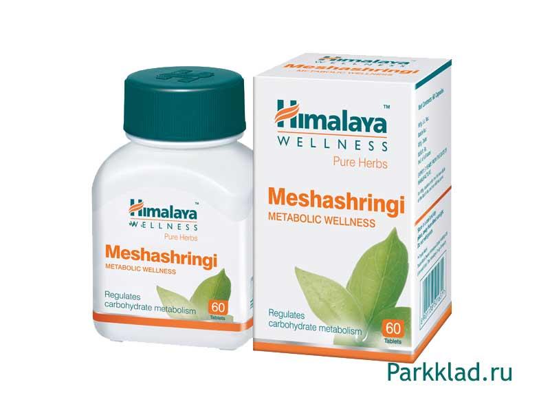 Мешашринги (Meshashringi) Himalaya 60 таблеток