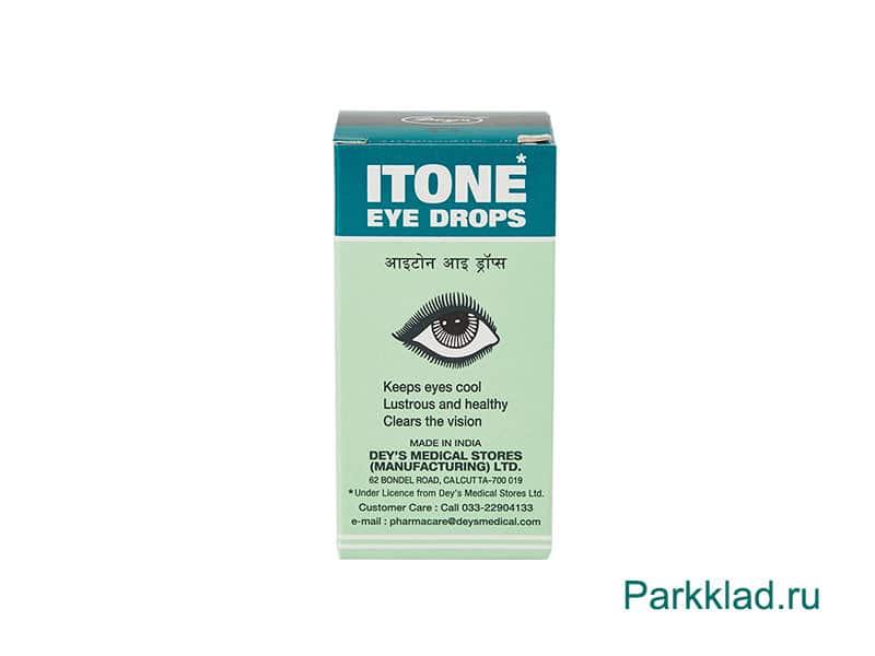 Глазные капли (Itone drops) Айтон 10 мл.