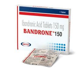Bandrone Активные ингредиенты: ибандронат