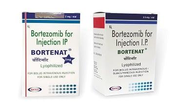 Bortenat Активные ингредиенты: Бортезомиб