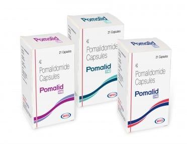 Pomalid Активные ингредиенты: помалидомид