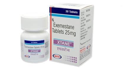 Xtane Активные ингредиенты: экземестан