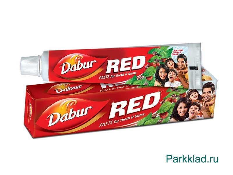 Зубная паста Dabur Red 100 г