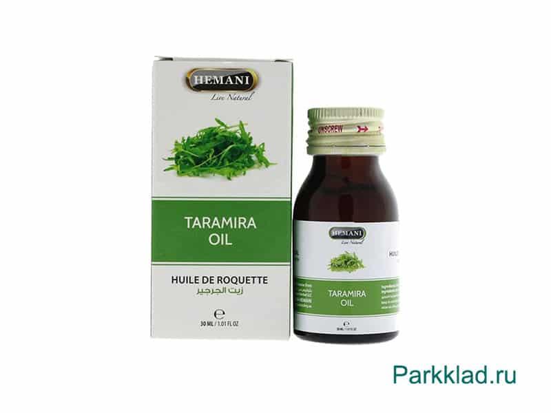 Масло усьмы Taramira oil Hemani
