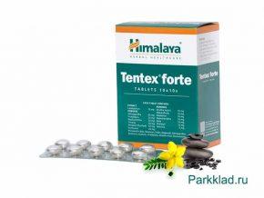 Тентекс форте (Tentex forte) Himalaya 100 таб