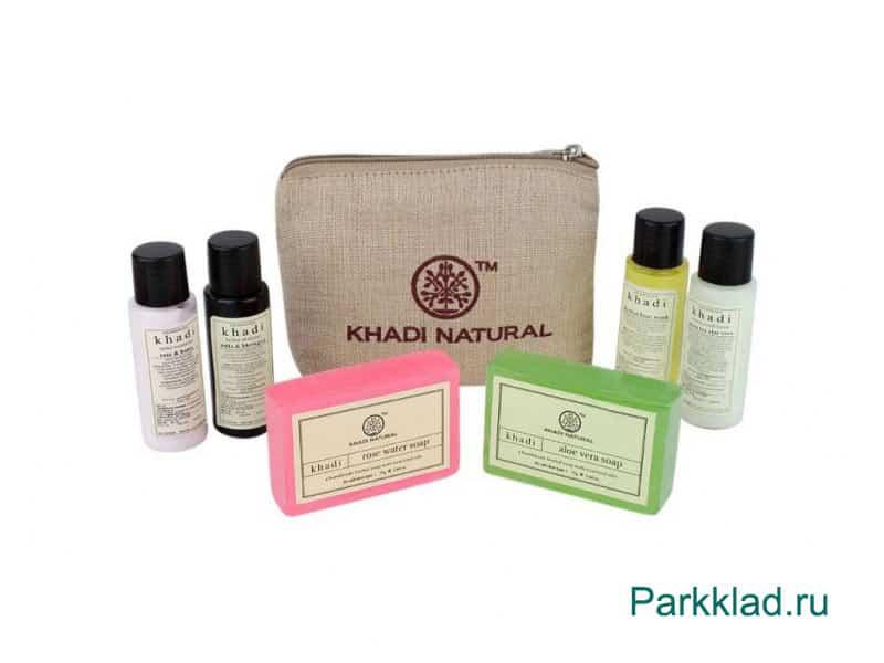 Дорожный набор Khadi Naturals Travel Kit