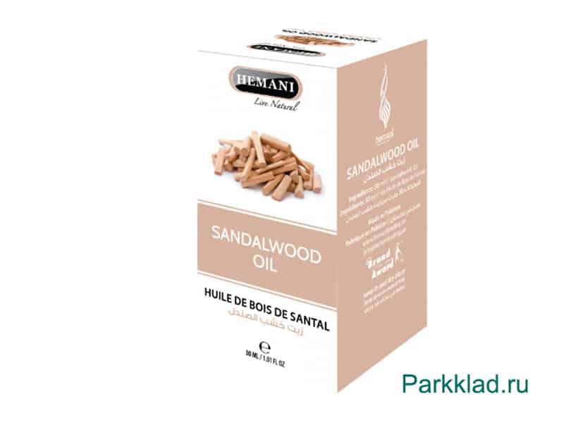 Hemani Sandalwood Oil / Сандаловое масло Хемани