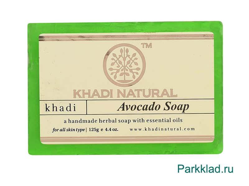 Khadi Avocado SOAP/Кхади мыло «Авокадо» 125 гр
