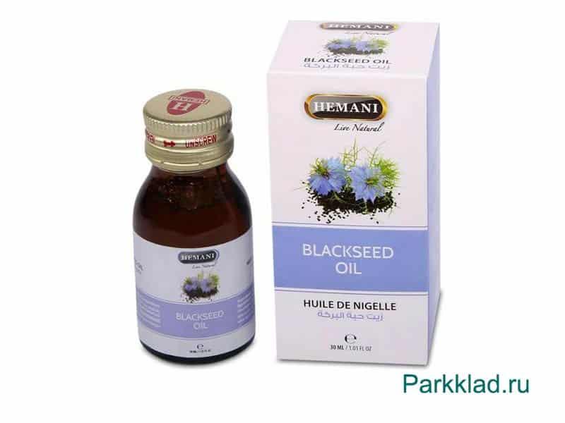 Hemani Blackseed Oil / Масло чёрного тмина Хемани