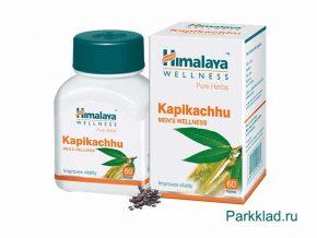 Капикачху (Kapikachhu) Himalaya 60 таблеток