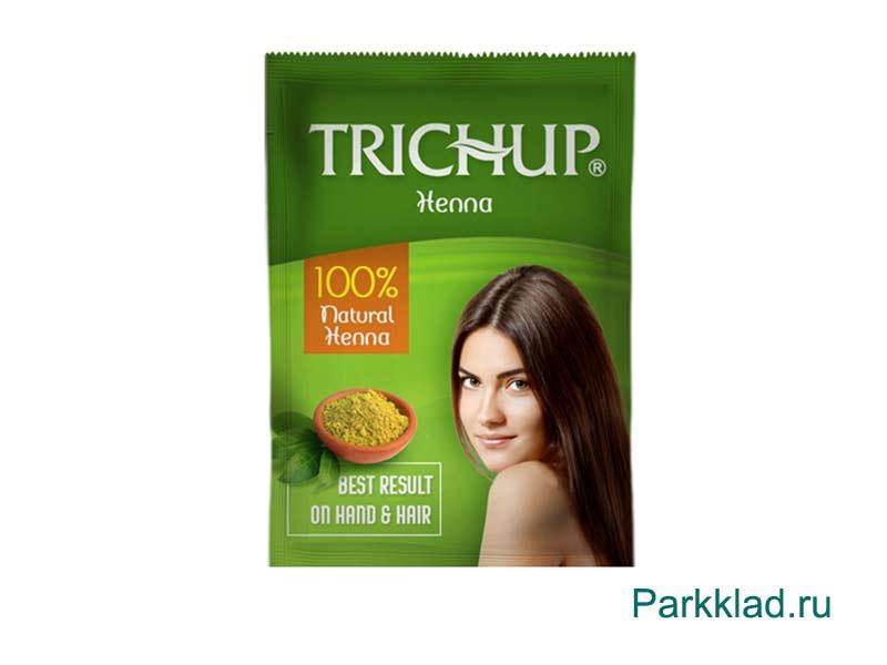 Натуральная хна для волос ТРИЧУП (TRICHUP Henna) 100 гр