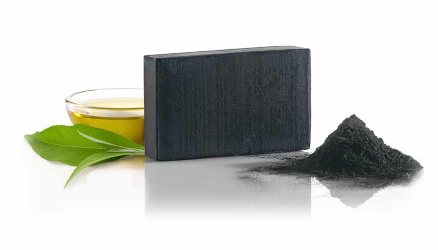 Мыло «Активированный уголь» Кхади 125 гр