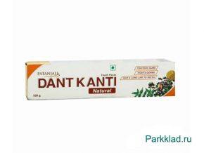 Зубная паста Patanjali Dant Kanti 100 гр