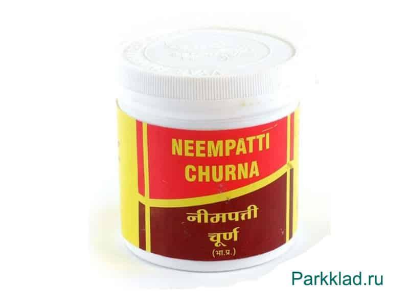 Ним Чурна (Neempatti churna) 100 гр.
