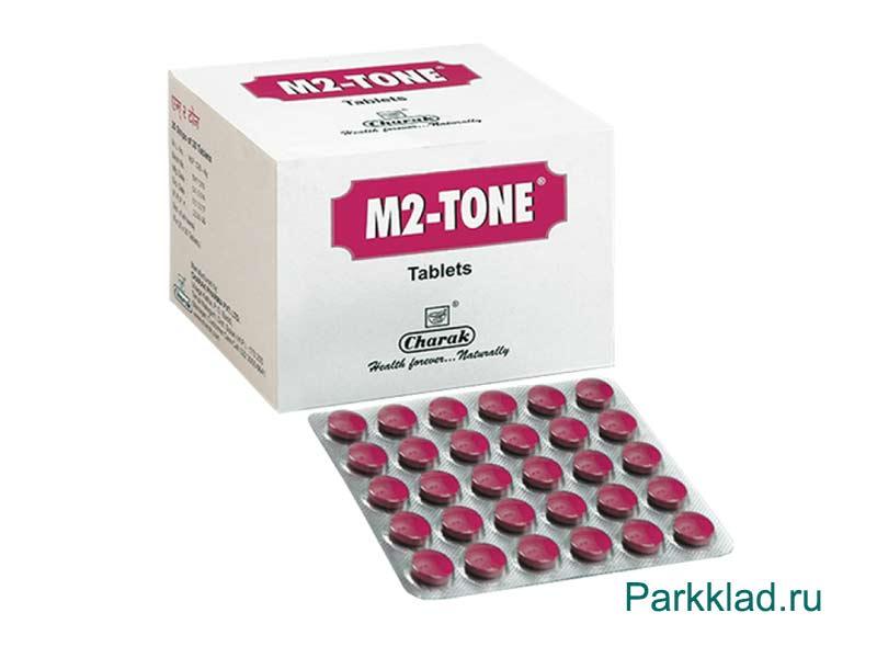М2-ТОН (M2-TONE) Charak 30 таблеток