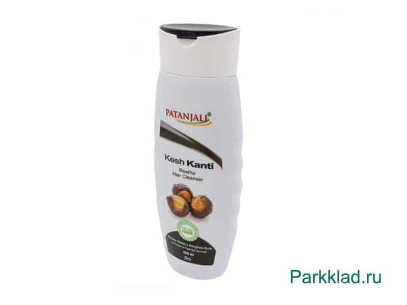 Шампунь Patanjali на основе мыльного ореха (Kesh Kanti Reetha) 200 мл