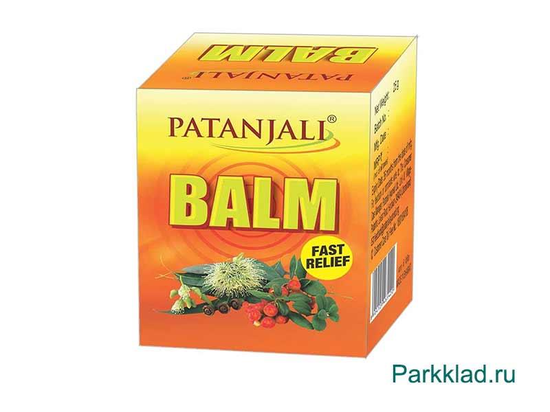 Бальзам Патанджали (PATANJALI BALM) 25 гр