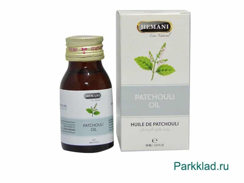 Масло Пачули (Patchouli oil) Hemani