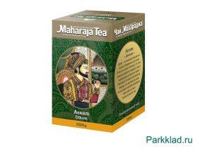 Чая Махараджа Ассам Диком (Maharaja Tea Assam Dikom) 100 гр