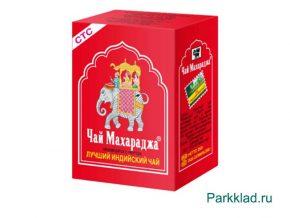 Чая Махараджа Черный Байховый Гранулированный (Maharaja Tea) 100 гр.
