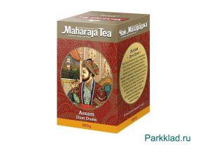 Чай Махараджа Ассам Дум Дума (Assam Dum Duma) 100 гр.