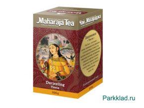 Чая Махараджа Дарджалинг Тиста  (Darjeeling tea) 100 гр