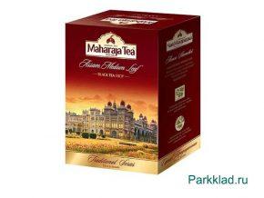 Чай Махараджа Ассам Листовой (Assam Medium Leaf) 100 гр.